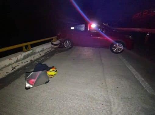 Muere director de la Policía Vial de Jiutepec en accidente de moto en Cuernavaca