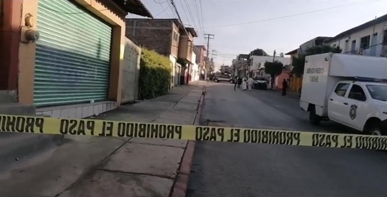 Dejan cabeza humana en una hielera en Emiliano Zapata