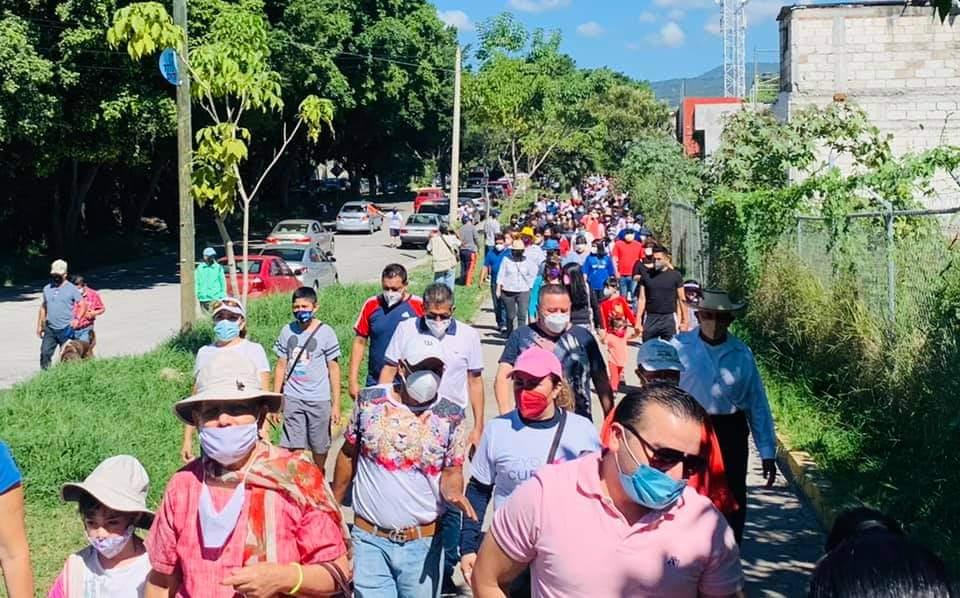 Responden ciudadanos de Cuernavaca a convocatoria del Alcalde Electo