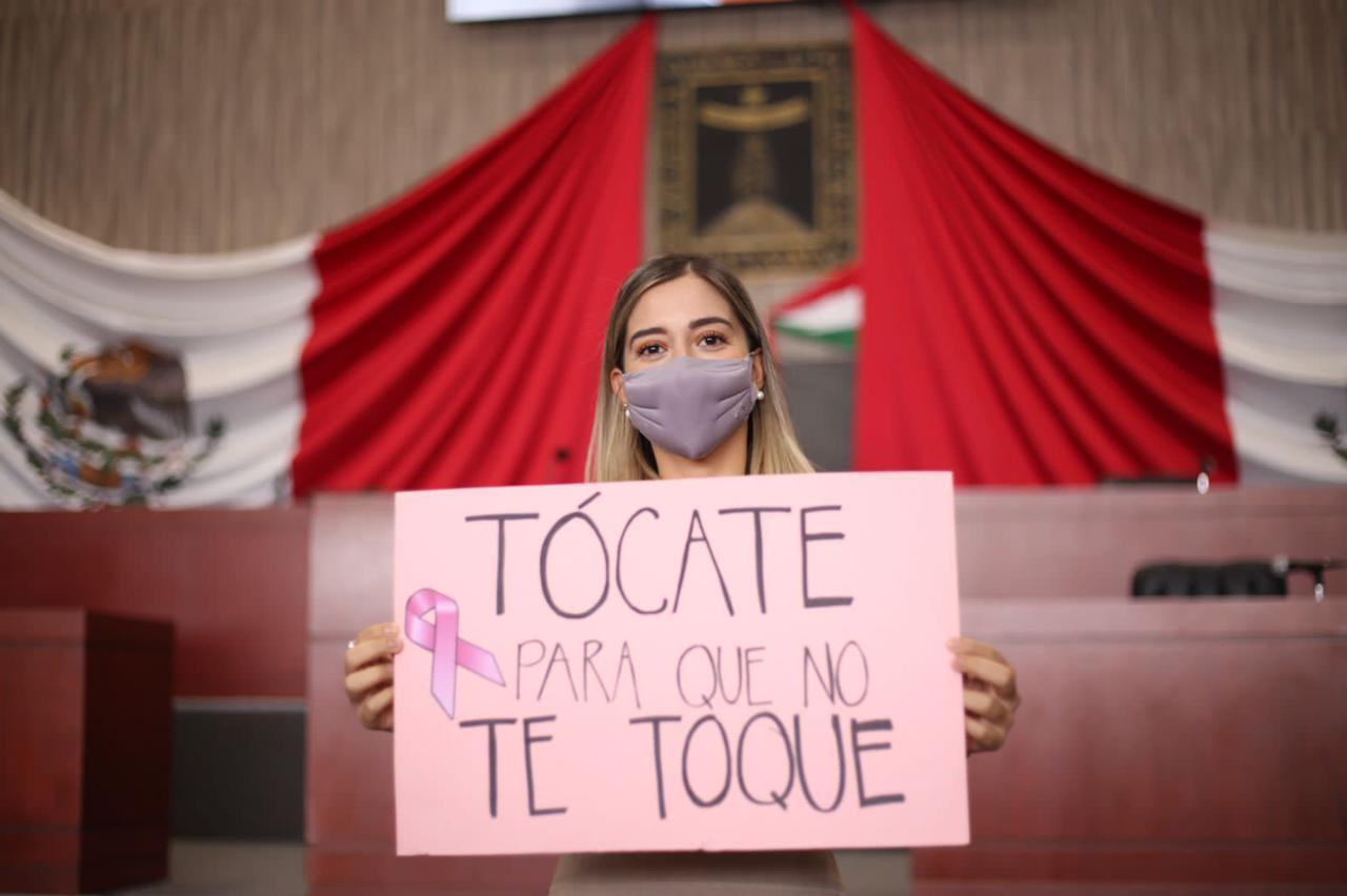 Urgente la promoción de la salud integral para la mujer: Andrea Gordillo