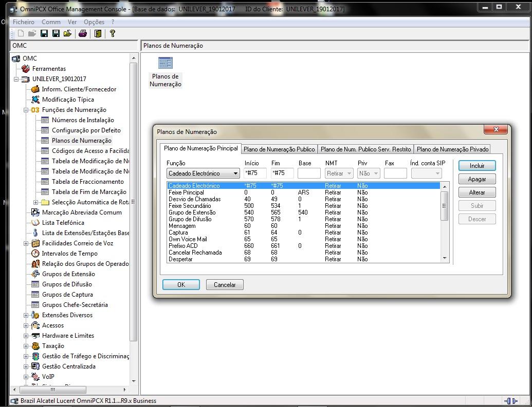 Treinamento t cnico central pabx digistar xip e alcatel omnipcx office - Pabx alcatel omnipcx office ...