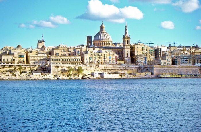 Intercâmbio Destinos Europa Ilha de Malta