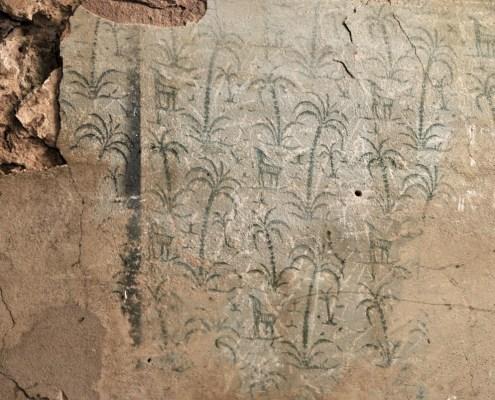 Decorazione di una parete