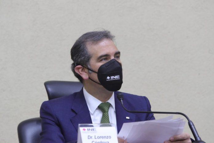 Intervención de Lorenzo Córdova, en Sesión Ordinaria, por el cual se aprueban los lineamientos para la organización de la revocación de mandato - Central Electoral
