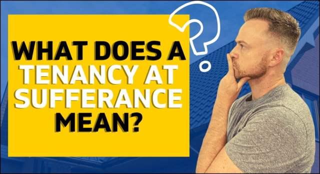tenancy at sufferance