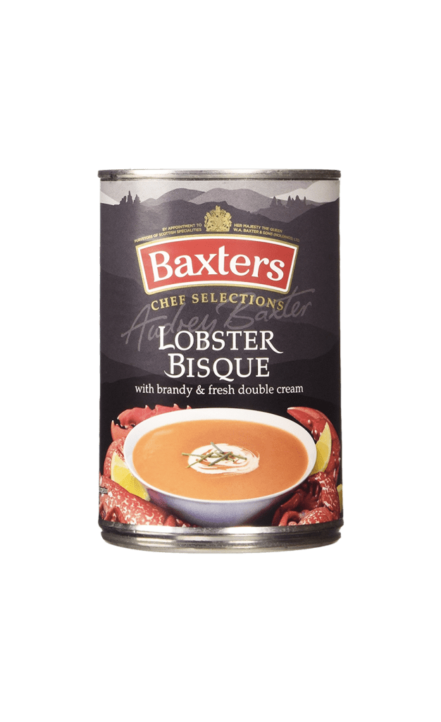 productimage lobsterbisquesoup baxters