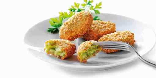 Nuggets brócolos