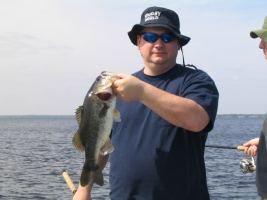 Lake Rosalie Bass Fishing