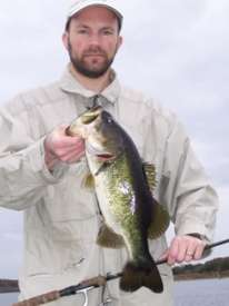 Lake Jackson Bass Fishing