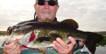 Central Florida Bass Fishing Report Feb 18th