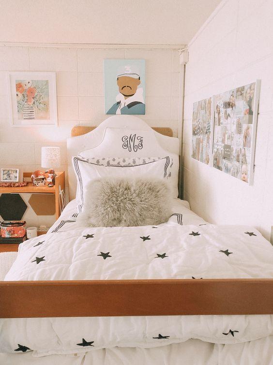 Dorm Room Decor For The Preppy Girl Central Florida Chic