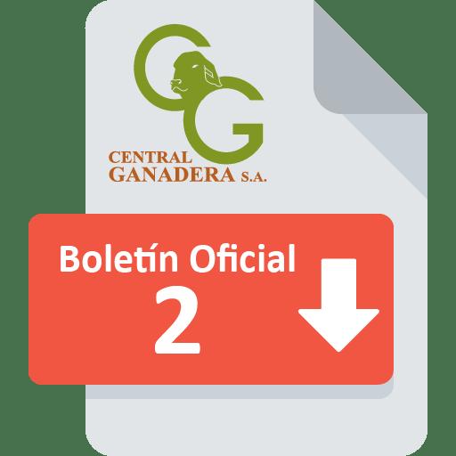 Boletín Oficial 2