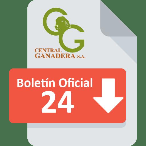 Boletín Oficial 24