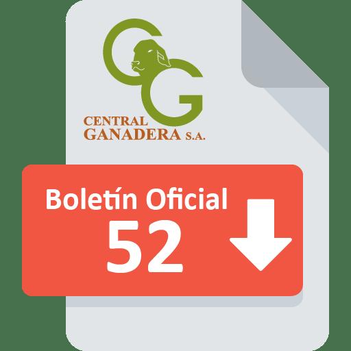 Boletín Oficial 52
