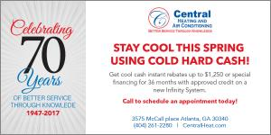Stay-cool-this-spring-using-cold-hard-cash