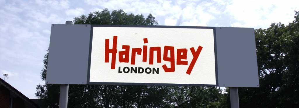 Harringay in london borough haringey central housing group