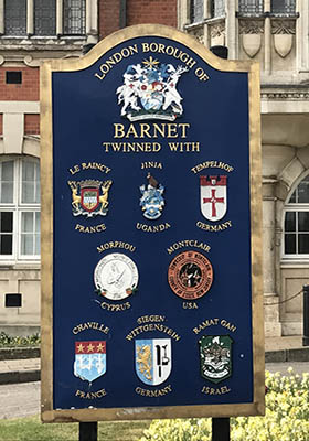 Civic Centre Barnet Council Direct Let Scheme