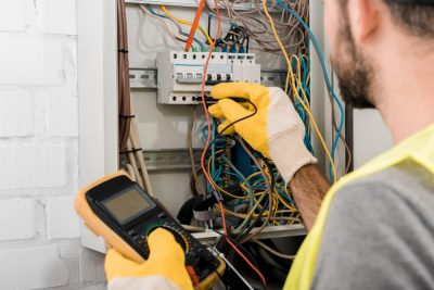 Mandatory Electrical Safety Checks Central Housing Group