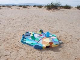 Milwaukee artist Thaddeus Kellstadt creates new work in Springfield