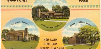 Looking back at Lincoln's New Salem as it turns 100 years young