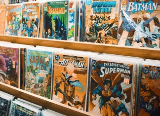 Where to go for Free Comic Book Day in Central Illinois