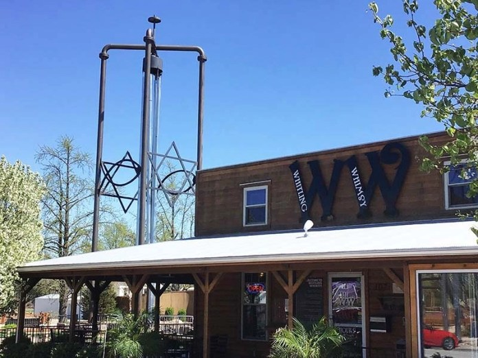 Small town where everything's big aiming for six new records - wind chime
