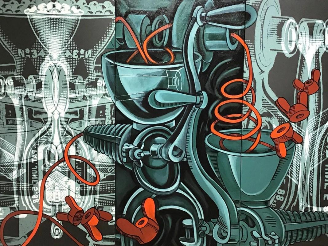 'Enterprising Machines' exhibit by Jessica Gondek opens at Parkland College