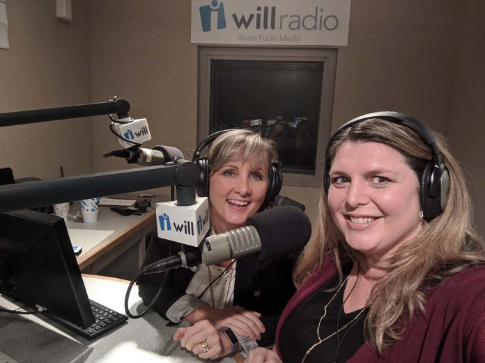 Illinois NPR launches 'She Said' podcast on Friday