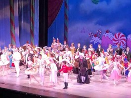 Glittering Nutcracker performances gracefully glide onto Central Illinois stages