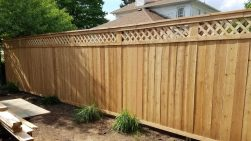lattice_topped_wood_privacy_fence