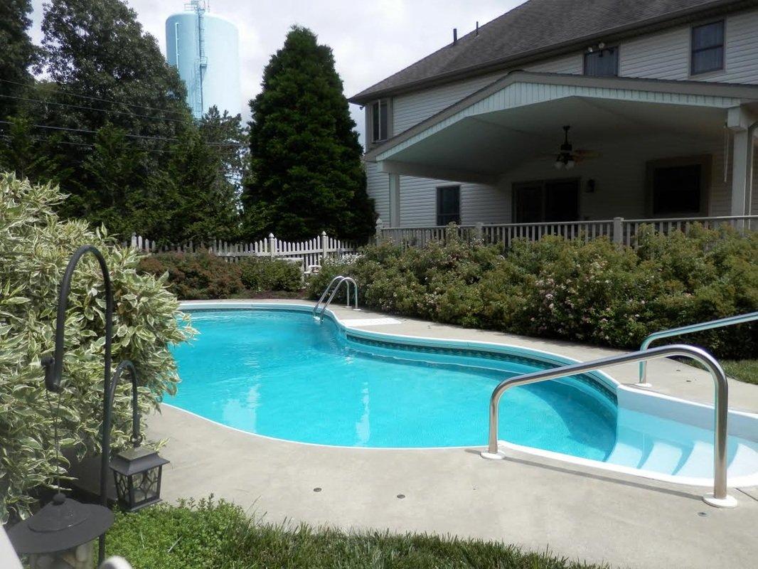 Inground Swimming Pools  On Ground Swimming Pools Pools