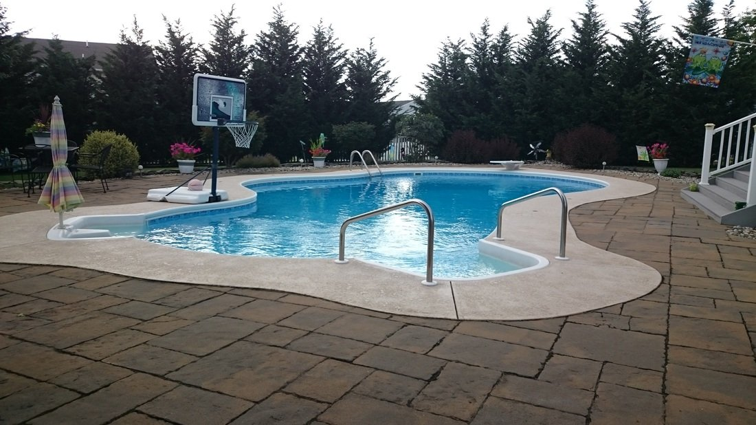 Above Ground Pools Best Swimming Pools In New Jersey