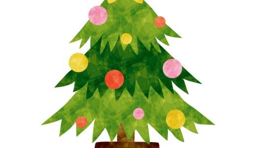 クリスマスツリーの作り方は色画用紙で簡単に!100均で手作りできる
