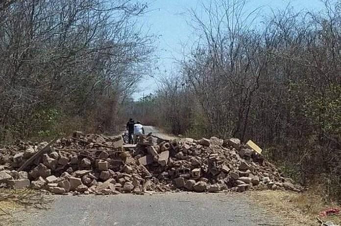 Municipios de Yucatán levantan muro contra COVID-19   Central ...