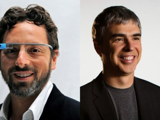 Larry Page & Sergey Brin - Entertainment and Gist blog in Nigeria