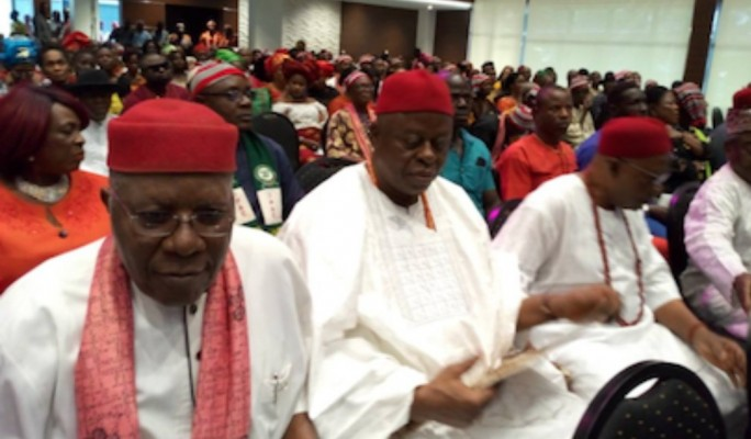Leaders hold peace talk - Politics and News Blog in Nigeria