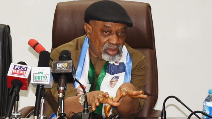 Chris Ngige on Mass Sacking - Politics News and Gist Blog in Nigeria