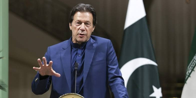 Pakistan PM Khan on Covid19 - News and Gist Blog in Nigeria