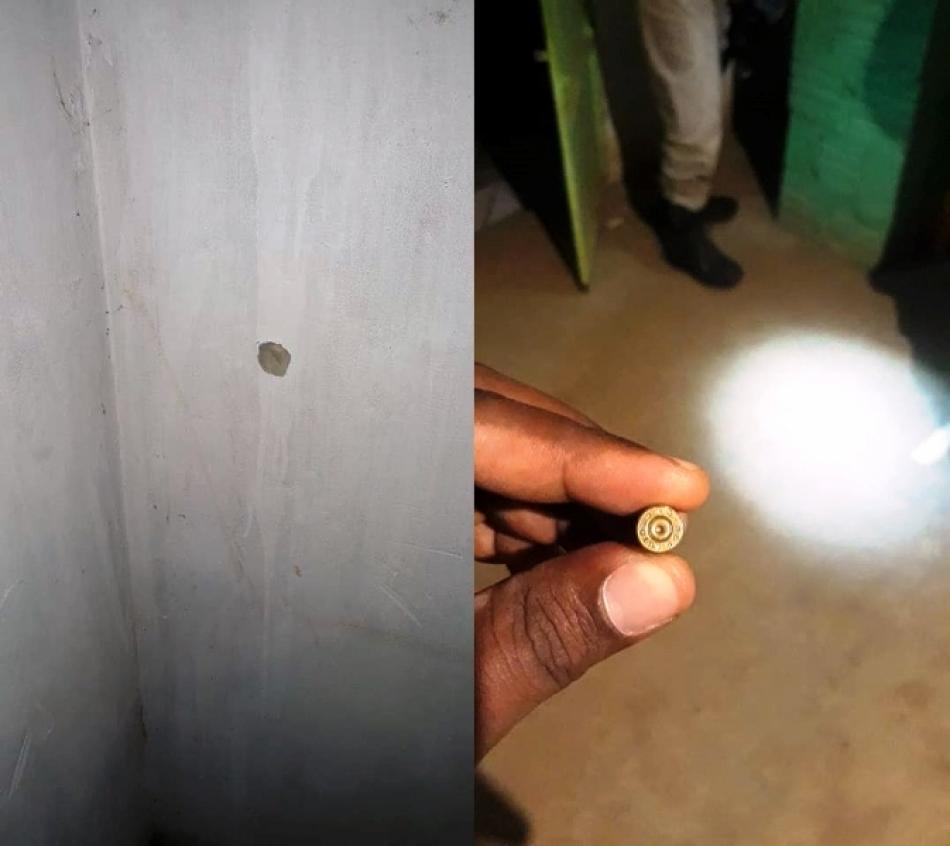 1327eb4a1fa85c52de5fdc714a24ac84 - Homem intimida ex-companheira ao atirar em parede de bar em Presidente Dutra