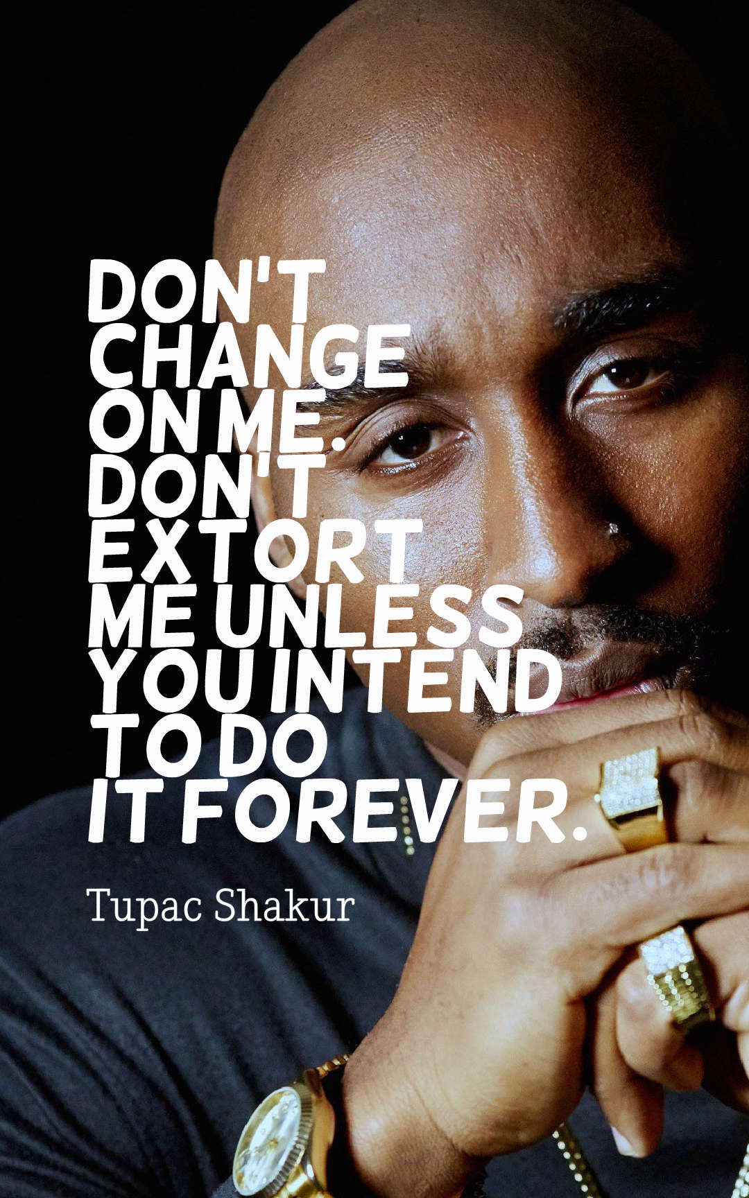 Let You World Quotes Dont Change