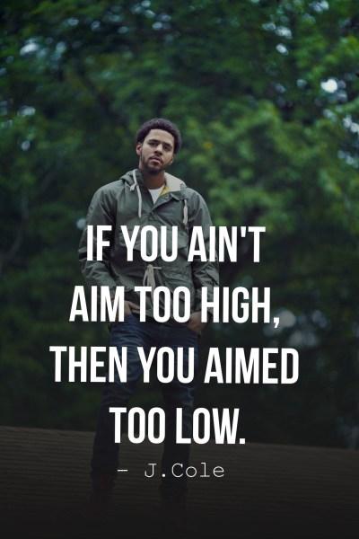 Inspiring J Cole Quotes