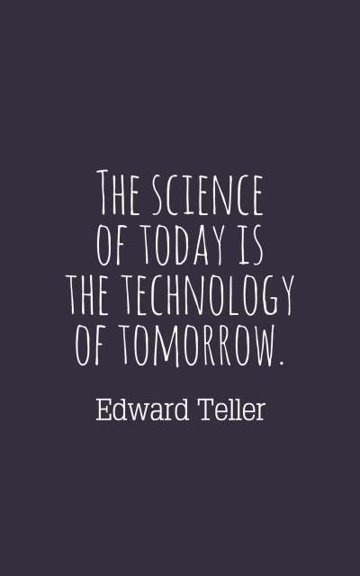 Famous Quotes On Science and Technology