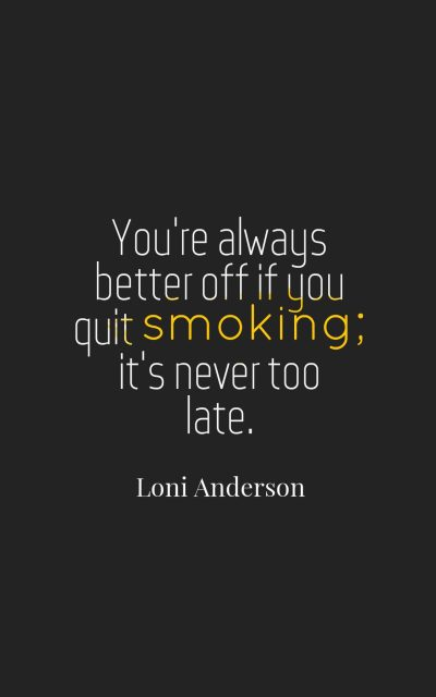 Best Smoking Quotes