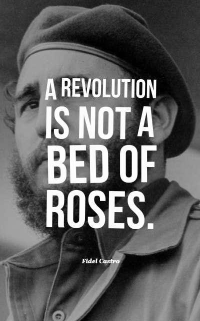 Fidel Castro Quotes