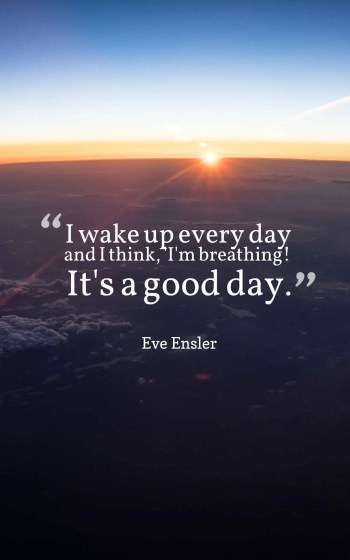 Positive Wake Up Quotes