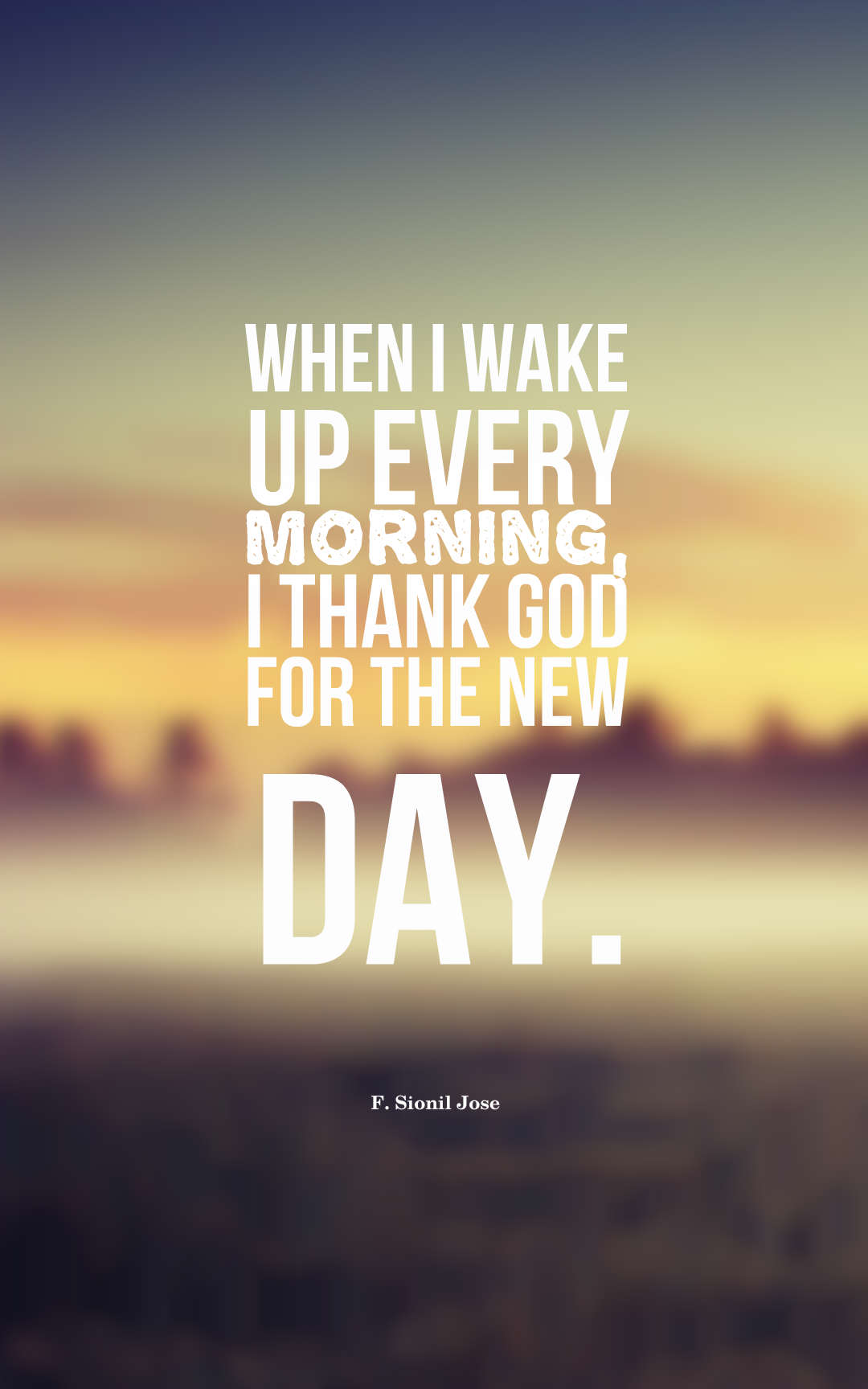 A New Day Quote : quote, Inspirational, Quotes, Sayings