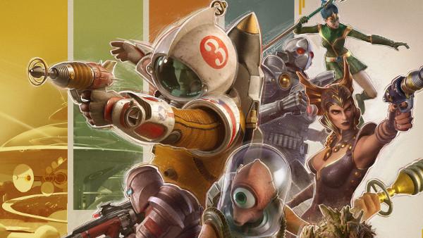 The Amazing Eternals – O jogo de tiro competitivo que não saiu do beta