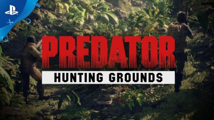 Predator: Hunting Grounds – Novo jogo do Predador é anunciado