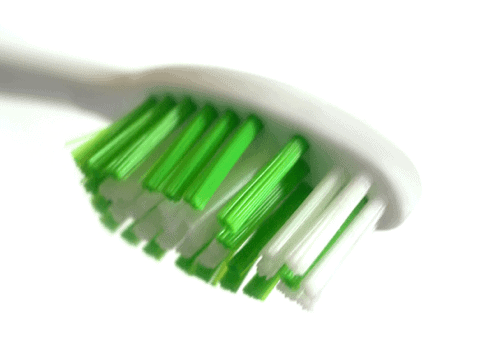 Protect your smile with a toothbrush, fluoride toothpaste and floss