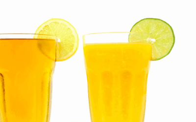 Avoid drinks with added sugar like soda and juice drinks